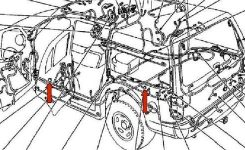 Location Of Air Suspension Parts 99 Expedition – Fixya regarding 2003 Ford Expedition Parts Diagram