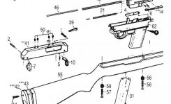 Marlin Model 9 Camp Carbine – Special Reports Article intended for Marlin Camp 9 Parts Diagram