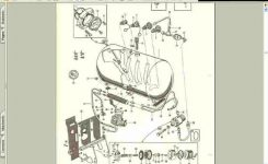 Massey Ferguson 165 Tractor Parts Manual 390Pg Of Exploded regarding Massey Ferguson 165 Parts Diagram