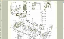 Massey Ferguson Mf 165 Mf165 Tractor Parts Manual For Sale pertaining to Massey Ferguson 165 Parts Diagram