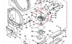 Maytag Bravos Dryer Parts Diagram] Hello Not Getting Exhaust From regarding Maytag Quiet Series 300 Parts Diagram