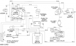 Maytag Electric/gas Dryer Parts | Model Mdg9316Aww | Sears Partsdirect throughout Maytag Gas Dryer Parts Diagram