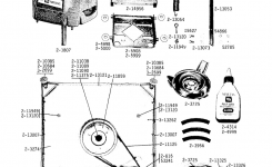 Maytag Maytag Laundry Parts | Model A806 | Sears Partsdirect inside Maytag Front Load Washer Parts Diagram