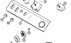 Maytag Maytag Laundry Parts | Model Lde8406Ace | Sears Partsdirect for Maytag Atlantis Dryer Parts Diagram