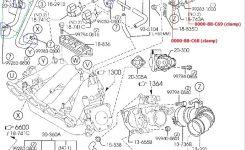 Mazda Tribute 2.0 2002 | Auto Images And Specification throughout 2003 Mazda Tribute Engine Diagram