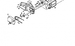 Mcculloch Chain Saw Parts   Model Eagerbeaver400S16   Sears inside Eager Beaver Chainsaw Parts Diagram