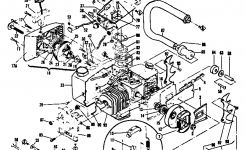 Mcculloch Chainsaw Parts | Model Promac605 | Sears Partsdirect regarding Stihl Ms 460 Parts Diagram