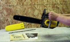 Mcculloch Eager Beaver Chain Saw – Youtube for Eager Beaver Chainsaw Parts Diagram