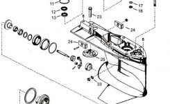 Mercury Outboard Parts Drawings * Tech Video pertaining to Mercury Outboard Motor Parts Diagram