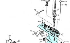 Mercury Outboard Parts Drawings * Tech Video with regard to Mercury Outboard Motor Parts Diagram