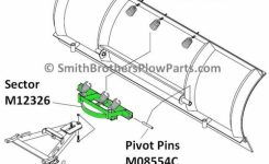 Meyer Snow Plow Sector 12326 pertaining to Meyer Snow Plow Parts Diagram