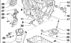 Mk4 Golf] Rpm Signal – Audio, Electrics And Lighting – Uk-Mkivs pertaining to Vw Golf Mk4 Engine Diagram