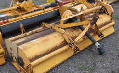 """Mott 88 74"""" Flail Mower 