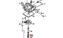 Murray 40541X99B W/ 13 Hp Tecumseh Engine Problem with Carburetor Diagram For Tecumseh Engine
