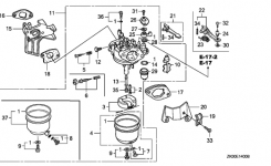 Must-Have Fuel System Info (Why Won't My Kart Start?) – Diy Go pertaining to Honda Small Engine Carburetor Diagram