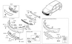 My10 Parts Diagrams? Damaged My Front. – Kia Forum for 2004 Kia Sorento Parts Diagram