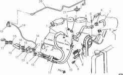 Need Heater Hose Diagram With Aux Heater | Chevy Truck Forum | Gm regarding 5.7 Liter Chevy Engine Diagram