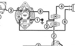 Omc Wire Diagram I Have A Omc King Cobra A Volvo Penta Alternator for Volvo Penta Marine Engine Diagram