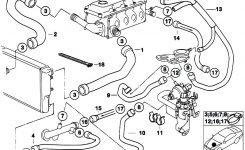 Original Parts For E34 518G M43 Touring / Engine/ Cooling System intended for 2000 Bmw 328I Engine Diagram