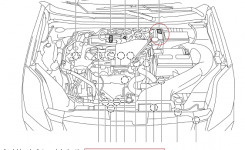 P0102 2008 Nissan Sentra Mass Or Volume Air Flow Circuit Low Input intended for 2008 Nissan Sentra Engine Diagram