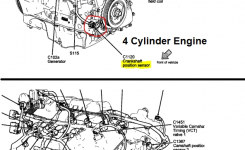 P0316 2006 Ford Fusion Misfire Detected On Startup First 1000 in 2006 Ford Fusion Engine Diagram