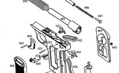 Parts For A Walther Ppk – All Image Wiring Diagram pertaining to Jennings J 22 Parts Diagram