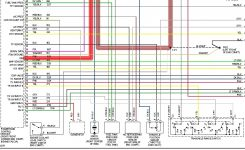 Pcm Engine Diagram Wiring Diagrams And Pinouts Com Crown Wont in 1998 Chevy Cavalier Engine Diagram