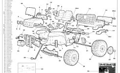 Peg Perégo John Deere Gator Manuals And Parts List : Peg Perégo pertaining to John Deere Gator Parts Diagram