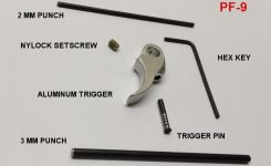 Pf-9 Trigger Installation Guide regarding Kel Tec Pf9 Parts Diagram