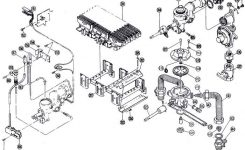 Ph-24M Parts – Paloma Tankless Water Heaters At Palomastore with Gas Water Heater Parts Diagram