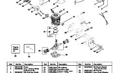 Poulan 2375 Le Wildthing Chainsaw Parts List, 2008 for Poulan Wild Thing Chainsaw Parts Diagram