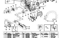 Poulan S1970 Chainsaw Parts List, 2006 intended for 036 Stihl Chainsaw Parts Diagram