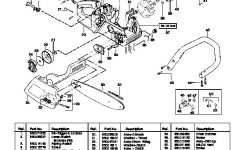 Poulan Wild Thing Parts within Poulan Wild Thing Chainsaw Parts Diagram