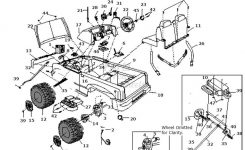 Power Wheel 74310 – Parts For Power Wheels throughout Chevy Truck Body Parts Diagram