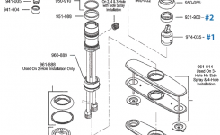 Price Pfister Kitchen Faucet Parts – Marielle Series inside Price Pfister Marielle Parts Diagram