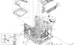 Printer Service Manual Brother Hp Dell Samsung Xerox ++ | Ebay for Hp Officejet 4500 Parts Diagram