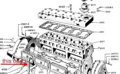 Problems With Engine!? 1951 F1, 226 Cui – Ford Truck Enthusiasts throughout 1997 Ford F150 4.6 Engine Diagram