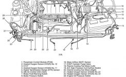 Purge Valve: Where Is The Purge Valve Solenoid In A 2001 Windstar regarding 1998 Ford Windstar Engine Diagram
