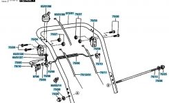 Qualcast Classic Petrol 35S Spares And Spare Parts Ordering throughout Qualcast Classic 35S Parts Diagram
