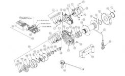 Rebuilding The Legendary Warn M8274 Electric Winch Stepstep for Warn Atv Winch Parts Diagram