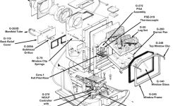 Refrigerators Parts: Gas Stove Parts with Kenmore Gas Range Parts Diagram