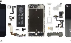 Repair Guides inside Iphone 4S Internal Parts Diagram