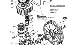 Repair Parts For The Devilbiss Prlkc6580V2 Stationary Air with regard to Ingersoll Rand Air Compressor Parts Diagram