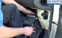 Replace 2001-2006 Hyundai Santa Fe Cabin Air Filter, How To Change throughout 2002 Hyundai Santa Fe Parts Diagram