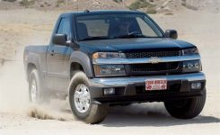 Road Test – 2004 Chevy Colorado – Four Wheeler Magazine within 2004 Chevy Colorado Parts Diagram