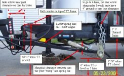 Rv Open Roads Forum: Towing: Travel Trailer Hitch Set-Up Procedure with Weight Distribution Hitch Parts Diagram