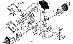Sear Lawn Tractor Parts Diagram | Tractor Parts Diagram And Wiring for Sears Lawn Mower Parts Diagram