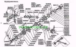 Service Schematics Gas And Electric Scooters,two Cycle/four Cycle within 4 Stroke Dirt Bike Engine Diagram