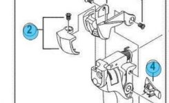 Shimano Ultegra St6700 Trigger Shifter Lever – Right Online intended for Shimano Ultegra Shifter Parts Diagram