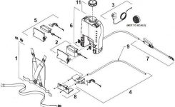 Shurflo Srs600 Propack Sprayer Parts with regard to Solo Backpack Sprayer Parts Diagram